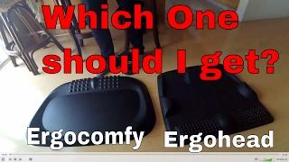 Ergohead vs Ergocomfy Desk Mat