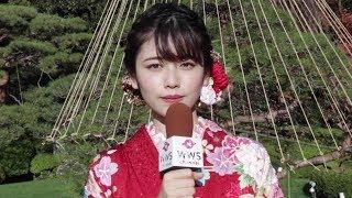 2019年を迎えて、平成最後となる年明けに 女優の小芝風花がWWSチャンネ...