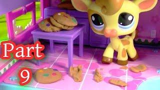 LPS Cookie Mess - Kream's Ice Creamery Part 9 Cows Littlest Pet Shop Bakery Video Series