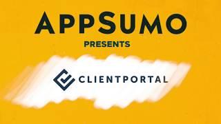 AppSumo Presents: Client Portal - Next Level Project Management Software