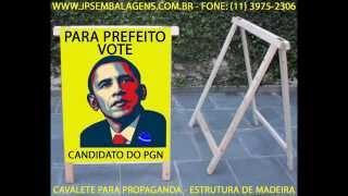 Cavalete De Madeira Propaganda (11) 3992-8586 Wood Easel Chapatex Pallets De Plastico Madeira Rack
