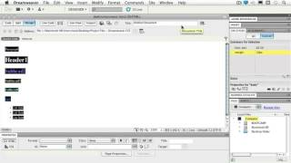 How To Use Adobe Dreamweaver CS5, Online Training Course Introduction