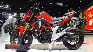 GPX Demon 150cc đối thủ nặng kí của Yamaha TFX 150cc sắp về VN giá từ 50 triệu đồng - CuongMotor