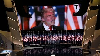 Watch Presidential Candidate Donald Trumps full speech at the 2016 Republican National Convention