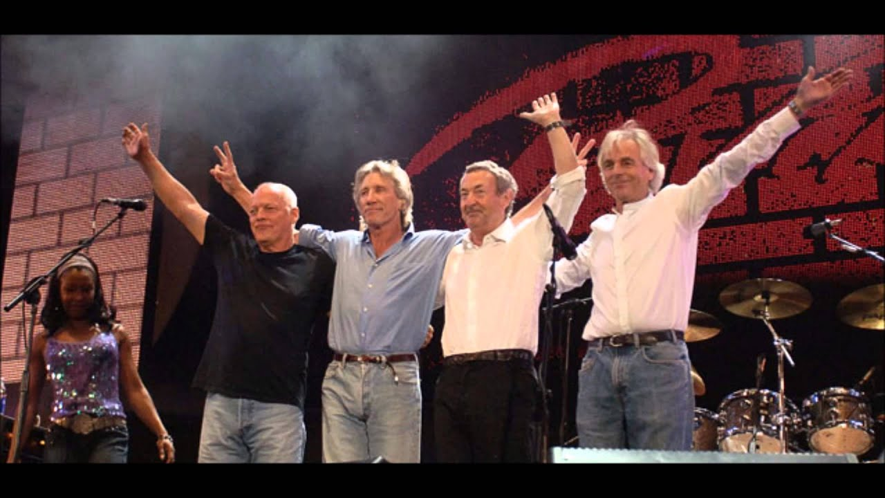 Pink Floyd Live In Germany