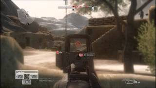 Operation Flashpoint Red River Gameplay German