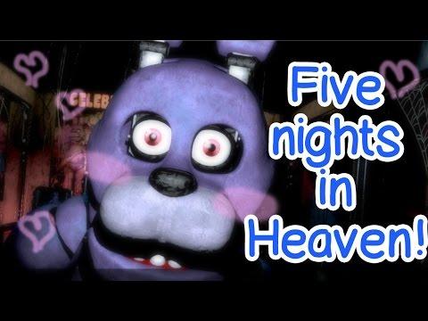 Can You Be My Boyfriend Freddy? Five Nights In Heaven