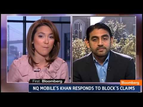 NQ Mobile CEO: Carson Block's Claims Are Absurd