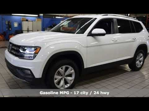 New 2019 Volkswagen Atlas Capitol Heights, MD #VKC542338 - SOLD