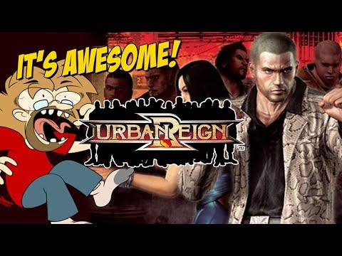 IT'S AWESOME! Urban Reign - 4 Player Back Ally Brawl