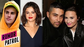 Justin Bieber & Selena Aren't Actually Over? - Demi Lovato Can't Talk to Wilmer? (Rumor Patrol)