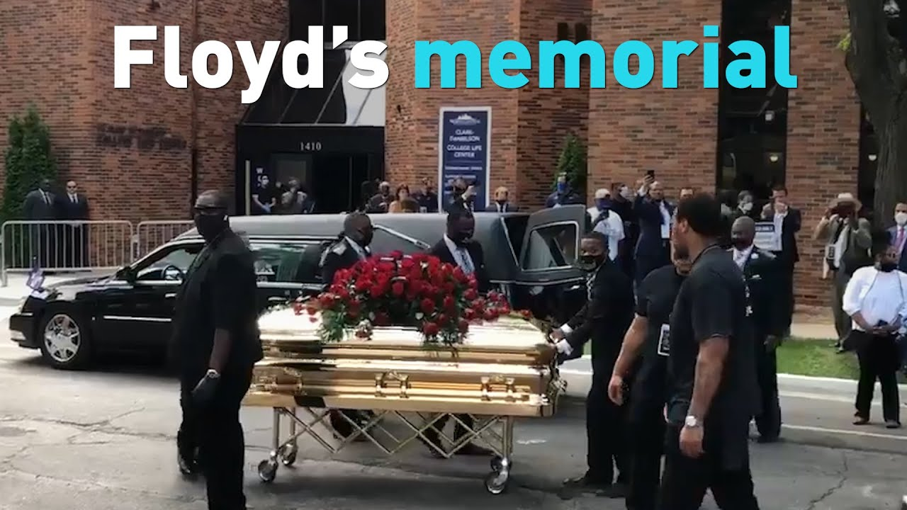 Death Of George Floyd By Minneapolis Police Sparks Protests And