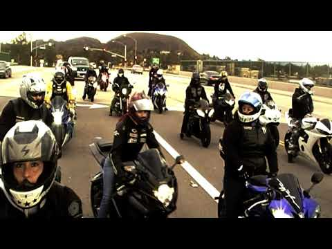 Inland Empire Ruff Ryders Presents 2011 Toys For Tots Ride Youtube