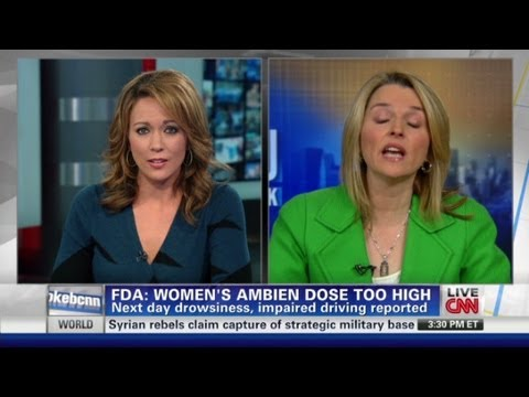 Ambien Warning For Women