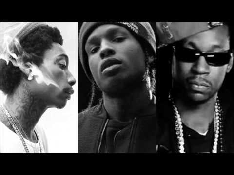 You Aint Even Know It UOENO Remix  Future, Wiz Khalifa, A$AP Rocky, 2 Chainz