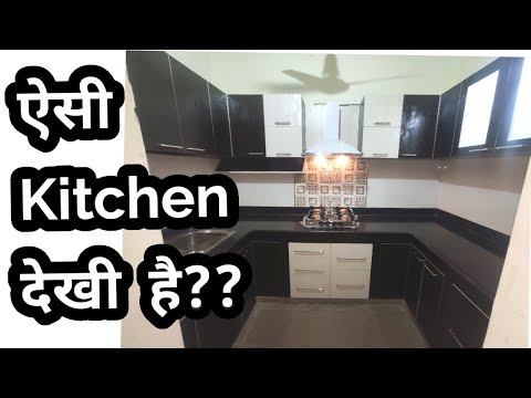 Low Cost Modular Kitchen Design For