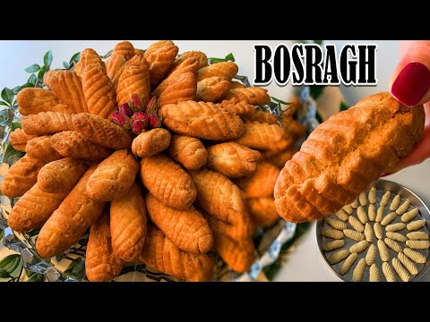Afghan Bosragh(khajoor)by Chef Malekeh | Popular Afghans Recipe