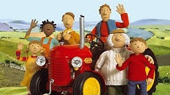 Kleiner Rote Traktor Episode 28 - Die Zugmaschine   Kinderserie KIKA HD