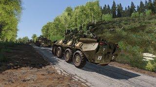 Arma 3 | Кампания: Пять дней войны от Lex90 - Война в Южной Осетии #2