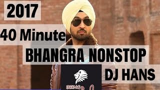 40 minute Bhangra Mashup - DJ Hans | Being Punjabi