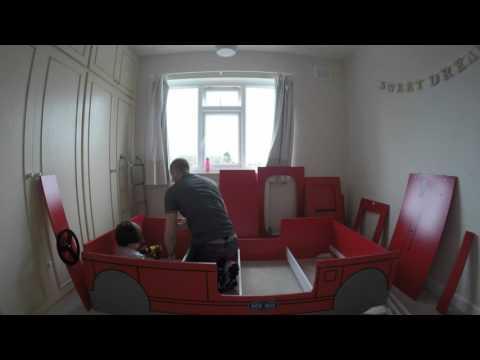 GoPro Time Lapse 2.7k (London Bus Bunk Bed)