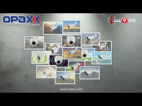 Opax Güvenlik Sistemleri - 900 Serisi Ürün Kataloğu