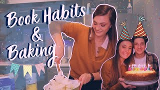 Reading Habits Tag &amp&amp Making Caleb a Birthday Cheesecake!