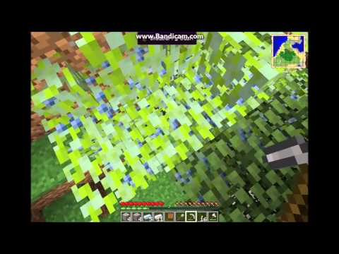 Minecraft FTB Unleashed Ep 1 |