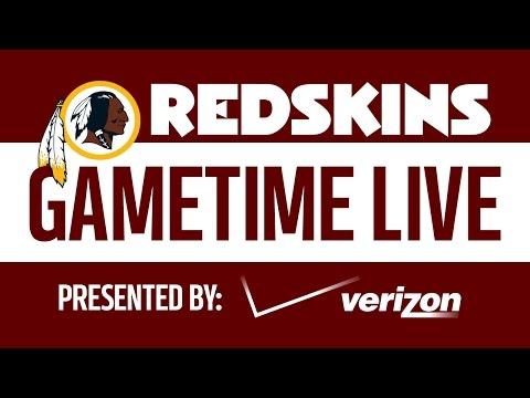 Redskins Gametime Live Presented By Verizon Vs. Seahawks