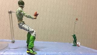 超像可動フィギュア ジョジョの奇妙な冒険第五部 グイード・ミスタとセ...