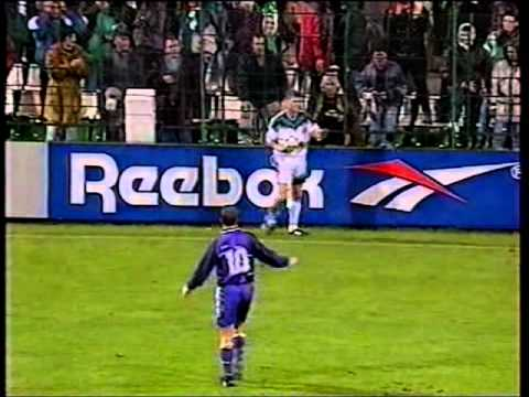 FTC - Real Madrid 1 : 1 Fradi BL. 1995.11.01.