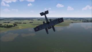 Rise of Flight Epic Crashes and Fails 7