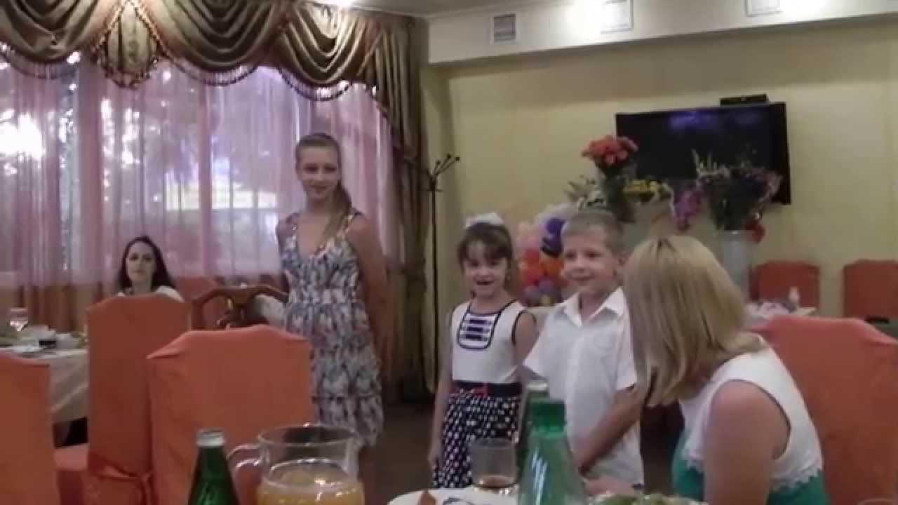 Поздравление правнуков прабабушке