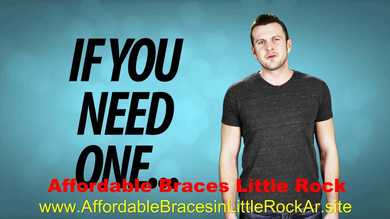 Braces Quotes Braces Quotes Little Rock Ar 000 0000000 Smile With Style  Youtube