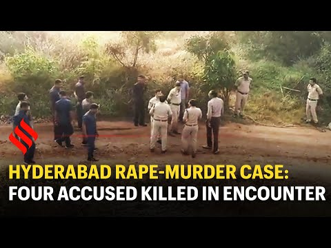 Hyderabad: four rape-murder accused shot dead by police Mp3