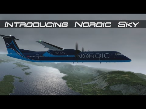 Fly UK: Nordic Sky Promo