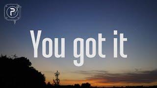 Vedo - You Got It (Lyrics)