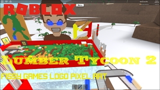 Roblox: Lumber Tycoon 2: Fissy Games Pixel Art