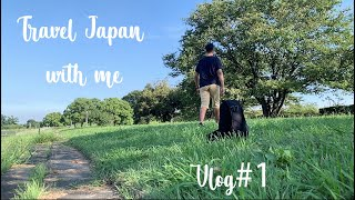 Why Japanese River banks are so beautiful? || Arakawa Riverside Golf Club & Park || Travel Vlog ||