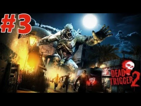 Dead trigger 2 Gameplay /Walkthrough Part 3/ Africa campaign /Arena/ (IOS Android)