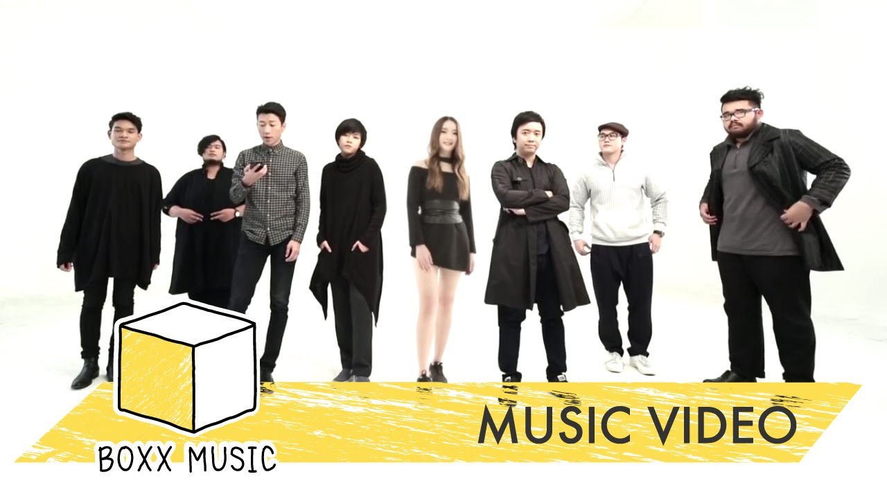 Let's smile together - BOXX MUSIC [Official MV]