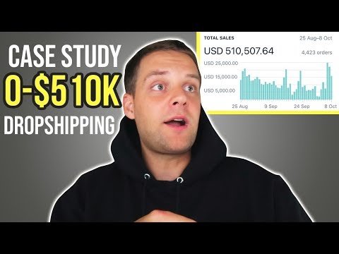 [Case Study] 0 - $510k In 45 Days Dropshipping (Facebook Ads & Google Ads)
