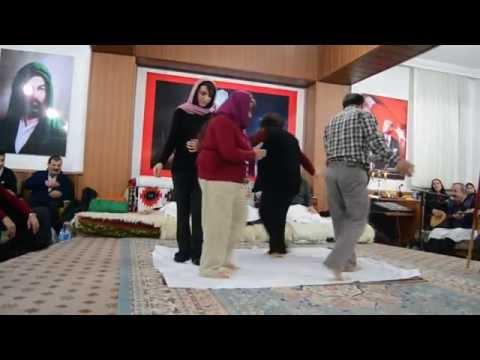 çorum alevi kültür merkezi derneği ve hacı bektaş veli   fındıklı köyü cemı