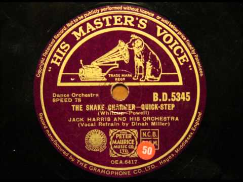 The snake charmer - Jack Harris and his Orchestra