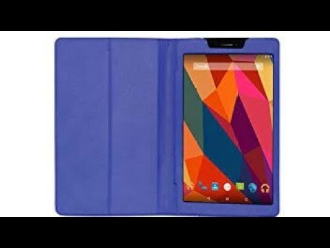 best service cbe5e 216fd UNBOXING !! Micromax Canvas Tablet P681 Cover
