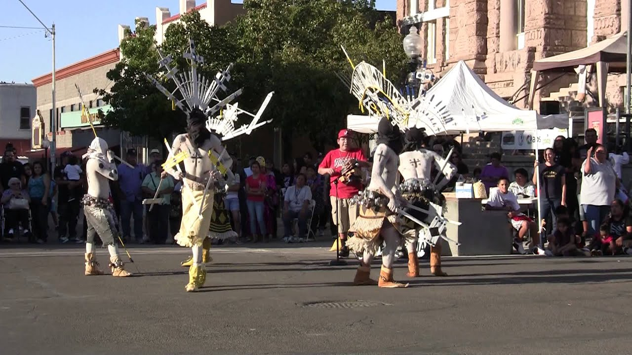 "Apache Crown Dancers, San Carlos Apache Tribe"" - YouTube"