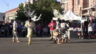 """Apache Crown Dancers, San Carlos Apache Tribe"""