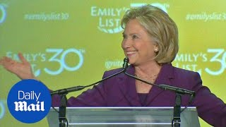 Hillary Clinton expected to announce presidential campaign - Daily Mail