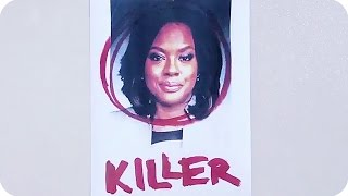 HOW TO GET AWAY WITH MURDER Season 3 TRAILER (2016) abc Series