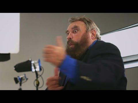 Brian Blessed's gun sound effects - Brian Cox: Space, Time & Videotape - BBC Four